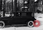 Image of Ford Model-T sedan Michigan United States USA, 1925, second 32 stock footage video 65675031034