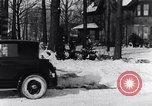Image of Ford Model-T sedan Michigan United States USA, 1925, second 34 stock footage video 65675031034