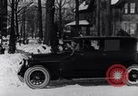 Image of Ford Model-T sedan Michigan United States USA, 1925, second 42 stock footage video 65675031034