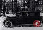 Image of Ford Model-T sedan Michigan United States USA, 1925, second 43 stock footage video 65675031034
