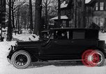 Image of Ford Model-T sedan Michigan United States USA, 1925, second 44 stock footage video 65675031034