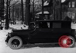 Image of Ford Model-T sedan Michigan United States USA, 1925, second 45 stock footage video 65675031034