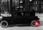 Image of Ford Model-T sedan Michigan United States USA, 1925, second 47 stock footage video 65675031034