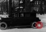 Image of Ford Model-T sedan Michigan United States USA, 1925, second 49 stock footage video 65675031034