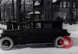 Image of Ford Model-T sedan Michigan United States USA, 1925, second 52 stock footage video 65675031034