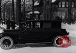 Image of Ford Model-T sedan Michigan United States USA, 1925, second 53 stock footage video 65675031034