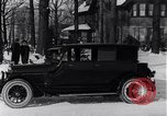Image of Ford Model-T sedan Michigan United States USA, 1925, second 54 stock footage video 65675031034