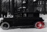 Image of Ford Model-T sedan Michigan United States USA, 1925, second 55 stock footage video 65675031034
