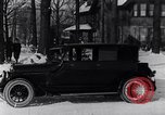 Image of Ford Model-T sedan Michigan United States USA, 1925, second 56 stock footage video 65675031034