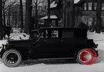 Image of Ford Model-T sedan Michigan United States USA, 1925, second 57 stock footage video 65675031034