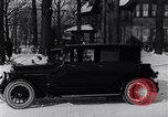 Image of Ford Model-T sedan Michigan United States USA, 1925, second 58 stock footage video 65675031034