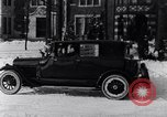 Image of Ford Model-T sedan Michigan United States USA, 1925, second 60 stock footage video 65675031034