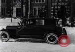 Image of Ford Model-T sedan Michigan United States USA, 1925, second 62 stock footage video 65675031034