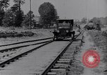 Image of Ford Model-T on rough roads United States USA, 1917, second 3 stock footage video 65675031035