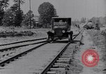 Image of Ford Model-T on rough roads United States USA, 1917, second 4 stock footage video 65675031035