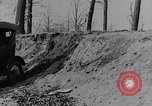 Image of Ford Model-T on rough roads United States USA, 1917, second 33 stock footage video 65675031035