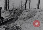 Image of Ford Model-T on rough roads United States USA, 1917, second 34 stock footage video 65675031035