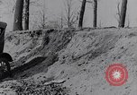 Image of Ford Model-T on rough roads United States USA, 1917, second 35 stock footage video 65675031035