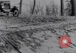 Image of Ford Model-T on rough roads United States USA, 1917, second 44 stock footage video 65675031035