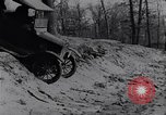 Image of Ford Model-T on rough roads United States USA, 1917, second 48 stock footage video 65675031035