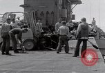 Image of Cleanup after USS Forrestal fire Gulf of Tonkin Vietnam, 1967, second 11 stock footage video 65675031060