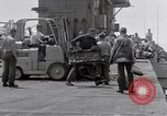 Image of Cleanup after USS Forrestal fire Gulf of Tonkin Vietnam, 1967, second 13 stock footage video 65675031060
