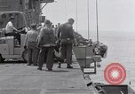 Image of Cleanup after USS Forrestal fire Gulf of Tonkin Vietnam, 1967, second 15 stock footage video 65675031060