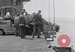 Image of Cleanup after USS Forrestal fire Gulf of Tonkin Vietnam, 1967, second 16 stock footage video 65675031060