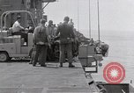 Image of Cleanup after USS Forrestal fire Gulf of Tonkin Vietnam, 1967, second 17 stock footage video 65675031060