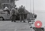 Image of Cleanup after USS Forrestal fire Gulf of Tonkin Vietnam, 1967, second 18 stock footage video 65675031060