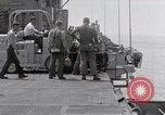 Image of Cleanup after USS Forrestal fire Gulf of Tonkin Vietnam, 1967, second 21 stock footage video 65675031060