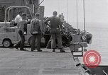 Image of Cleanup after USS Forrestal fire Gulf of Tonkin Vietnam, 1967, second 22 stock footage video 65675031060