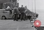 Image of Cleanup after USS Forrestal fire Gulf of Tonkin Vietnam, 1967, second 24 stock footage video 65675031060