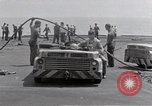 Image of Cleanup after USS Forrestal fire Gulf of Tonkin Vietnam, 1967, second 51 stock footage video 65675031060