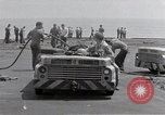 Image of Cleanup after USS Forrestal fire Gulf of Tonkin Vietnam, 1967, second 52 stock footage video 65675031060