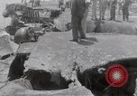 Image of USS Forrestal damage from fire Gulf of Tonkin Vietnam, 1967, second 22 stock footage video 65675031063