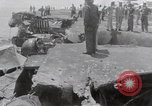 Image of USS Forrestal damage from fire Gulf of Tonkin Vietnam, 1967, second 23 stock footage video 65675031063