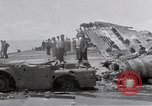 Image of USS Forrestal damage from fire Gulf of Tonkin Vietnam, 1967, second 41 stock footage video 65675031063