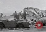 Image of USS Forrestal damage from fire Gulf of Tonkin Vietnam, 1967, second 42 stock footage video 65675031063