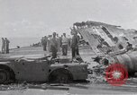 Image of USS Forrestal damage from fire Gulf of Tonkin Vietnam, 1967, second 43 stock footage video 65675031063