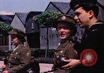 Image of Normandy invasion dry runs Weymouth England United Kingdom, 1944, second 15 stock footage video 65675031065