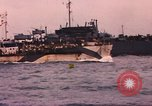 Image of Allied ship convoy United Kingdom, 1944, second 21 stock footage video 65675031066