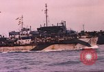 Image of Allied ship convoy United Kingdom, 1944, second 23 stock footage video 65675031066
