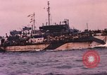Image of Allied ship convoy United Kingdom, 1944, second 24 stock footage video 65675031066