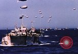 Image of Allied ship convoy United Kingdom, 1944, second 47 stock footage video 65675031066