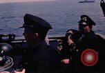 Image of Allied ship convoy United Kingdom, 1944, second 49 stock footage video 65675031066