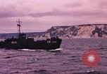 Image of Allied ship convoy United Kingdom, 1944, second 52 stock footage video 65675031066