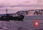Image of Allied ship convoy United Kingdom, 1944, second 56 stock footage video 65675031066