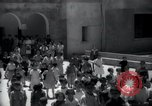 Image of Falangist rally Tangier Morocco, 1938, second 37 stock footage video 65675031067