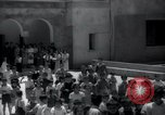 Image of Falangist rally Tangier Morocco, 1938, second 40 stock footage video 65675031067